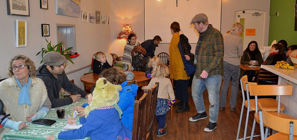 Friendliest of the cafes in Whitstable? We think so!