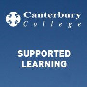 canterbury college supported learning